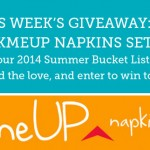 2014 Summer Bucket List Giveaway – Week 7
