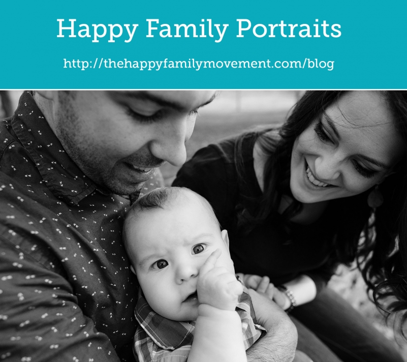 Happy Family Portraits by the Solars.