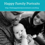 Happy Family Portraits – The Gilmore Family