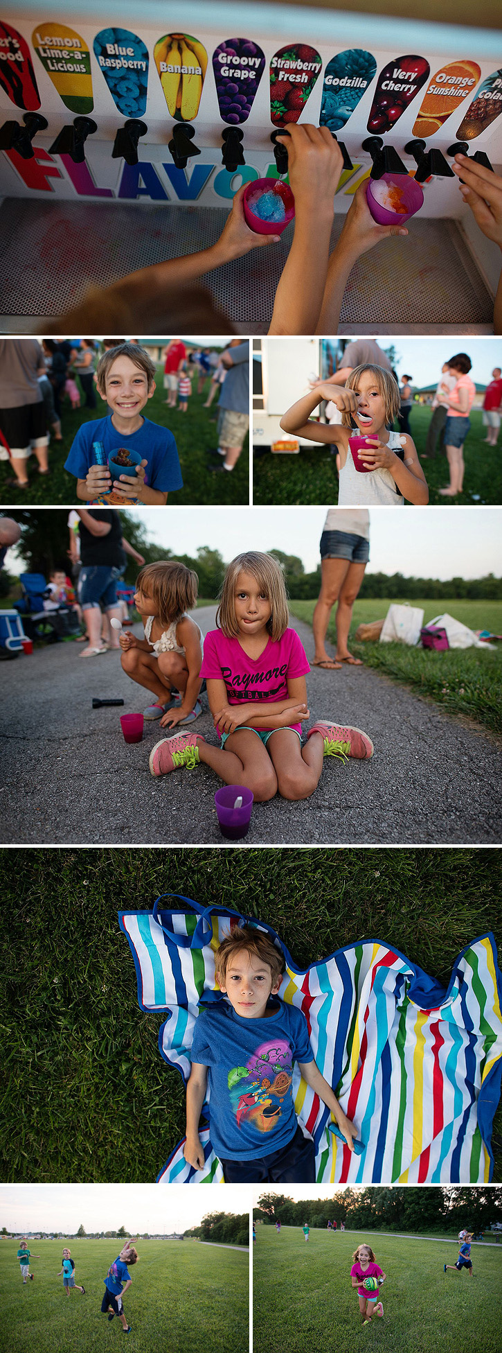 fourth of july family traditions