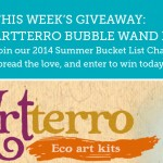 2014 Summer Bucket List Giveaway – Week 8