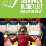 Chuck E. Cheese {summer bucket list}