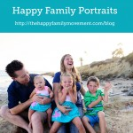 Happy Family Portraits – The Crawford Family